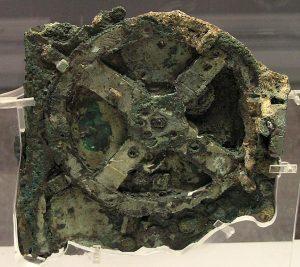El mecanismo de Antikythera