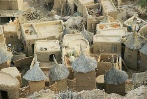 aldea dogon