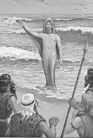 dioses pisciformes 1