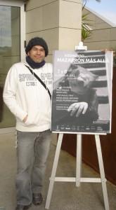 cartel de ponencias en mazarron mas alla