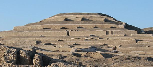 piramide de Cahuachi