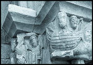 representación del arca de Noé