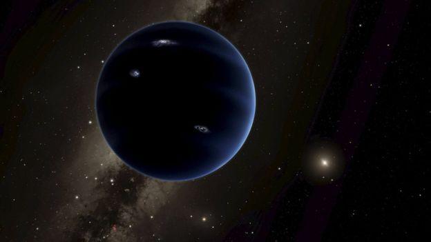 Ya es más difícil imaginar un sistema solar sin el planeta Nueve